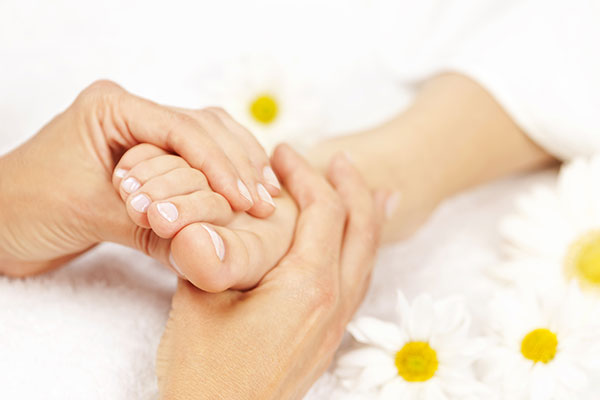 Swedish Massage & Reflexology