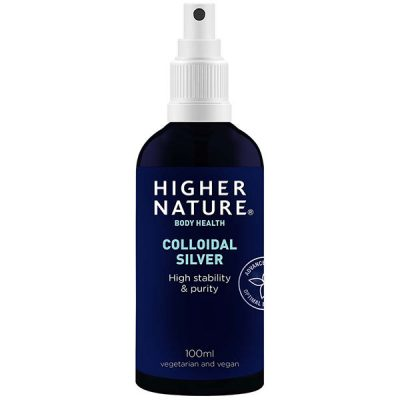 Higher Nature Colloidal Silver Spray