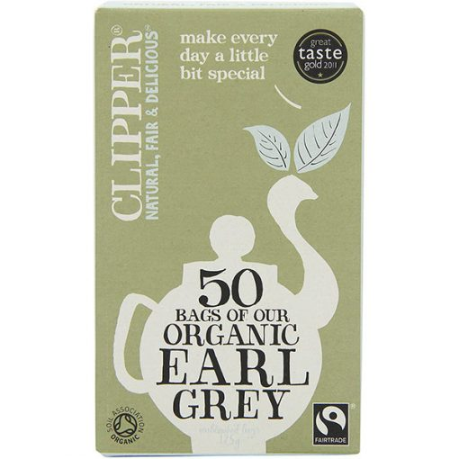 Clipper Earl Grey Teabags FT (Organic)