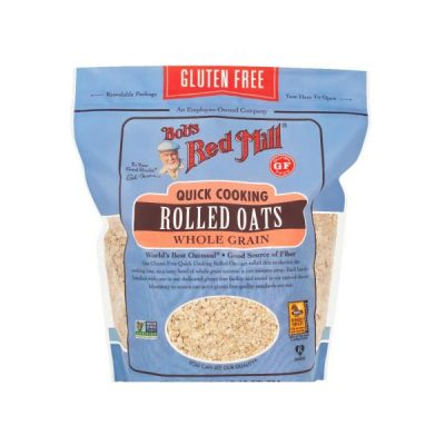 Bob's Red Mill Quick oats gluten free