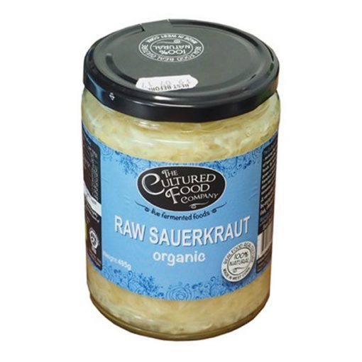Cultured Food Company Organic Raw Sauerkraut